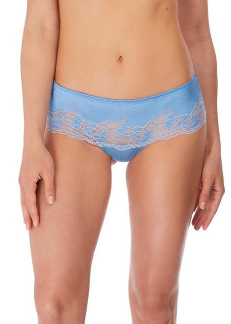 Wacoal Lace Affair WA845256 Tanga Brief Cashmere Blue 461 CS