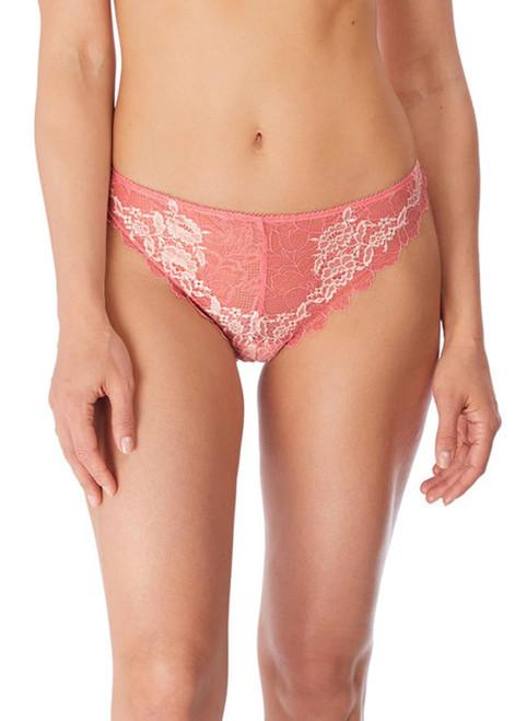 Wacoal Lace Perfection WE135007 Tanga Brief Berry Ice SBE CS