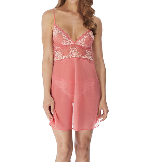Wacoal Lace Perfection WE135009 Chemise Berry Ice SBE CS
