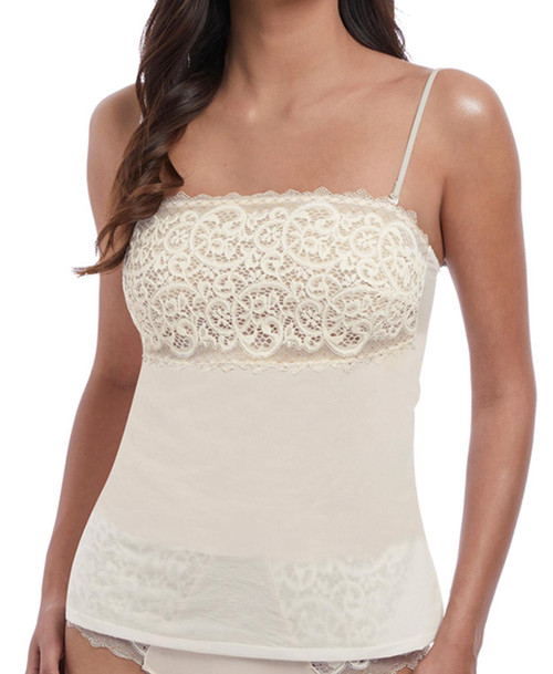Wacoal Lace Essentiel WE136009 Camisole - Strapless/Multiway Cream CRR CS