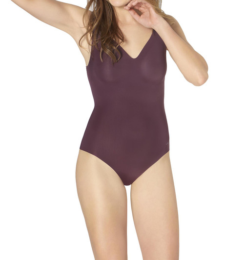Sloggi Zero Feel Body EX Non-Wired Body Kaluha (00QN) CS