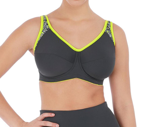 Freya Active Core AA4002 W Underwired Sports Bra Lime Twist LIT CS