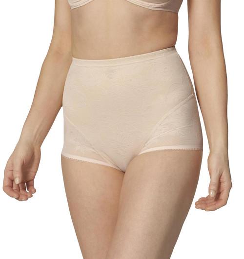 Triumph Wild Rose Sensation Highwaist Panty Brief Nude Beige (00NZ) CS