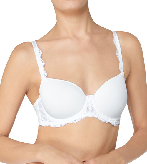 Triumph Amourette Charm WP Underwired Padded Bra White (0003) CS