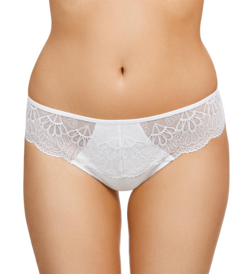 Berlei Beauty Style B5086 Brazilian Brief White (WHT) CS