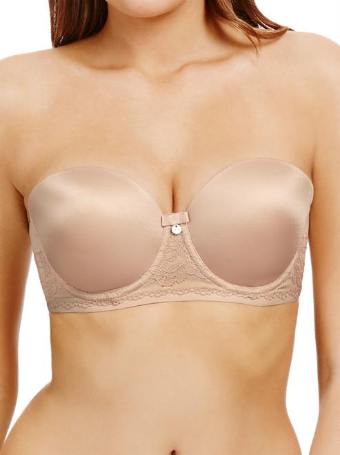 Berlei Beauty Form B5062 Underwired Curvy Strapless Bra Nude (NUD) CS