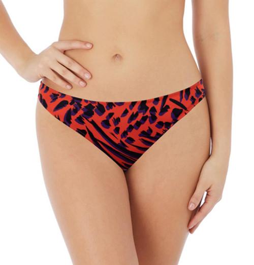 Freya Tiger Bay AS200779 Brazilian Bikini Brief Sunset (SUT) CS