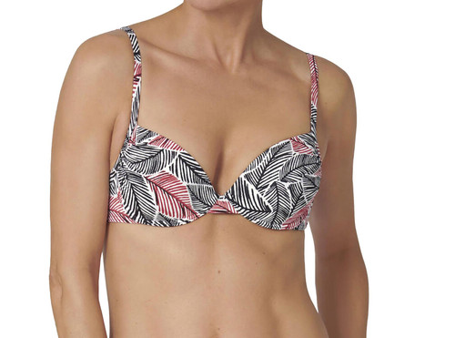 Triumph Mix & Match 2.0 WP PT Underwired Padded Bikini Top Black Combi CS