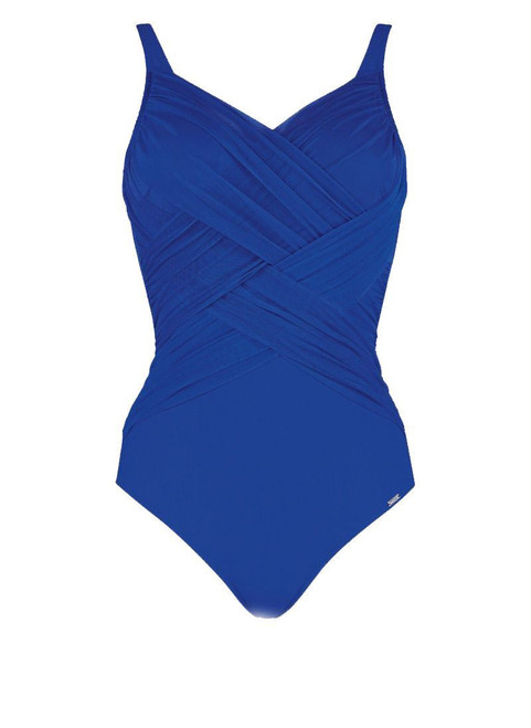 Triumph 3D Sculpting OW Underwired Draped Flattering Swimsuit