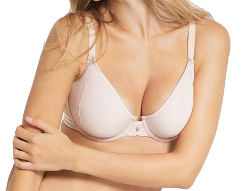 Bestform 33464 Just Perfect Underwired Padded Seamless Spacer Bra Nude CS