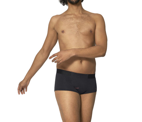 Sloggi Men Made Hipster The Lifeguard 2P 2 Pack Hipster Briefs Black 0004 CS