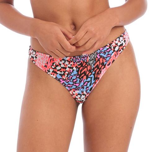 Freya Serengeti Haze AS201879 Cheeky Brazilian Bikini Brief Multi CS
