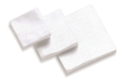HOPPES COTTON CLEANING PATCHES | .22 - .270 CALIBRE