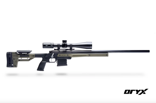 MDT ORYX PRECISION RIFLE CHASSIS OD GREEN