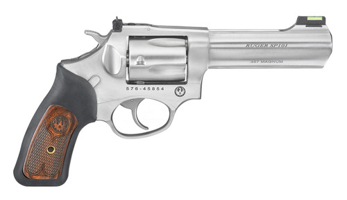 RUGER SP101 .357 MAG STAINLESS