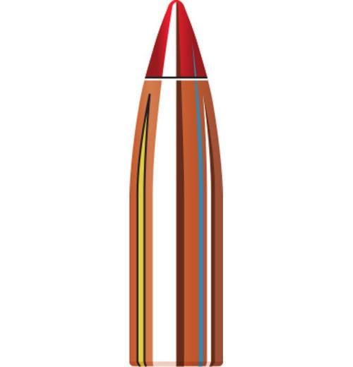 HORNADY .17 CAL (.172) 25 GR V-MAX | 100 PACK