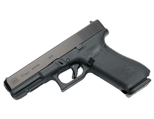 GLOCK 17A 9MM FULL SIZE 10 SHOT GEN5 122MM