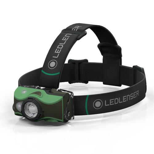 LED LENSER MH8 - Green - Outdoor Series
