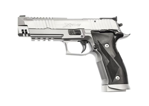 SIG SAUER P226 X-FIVE SKELETON | BLACK GRIPS