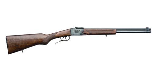 CHIAPPA DOUBLE BADGER FOLDING .22LR - .410 COMBINATION GUN