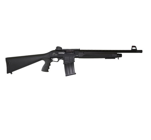 ADLER B230 TACTICAL STRAIGHT PULL SHOTGUN | 12G