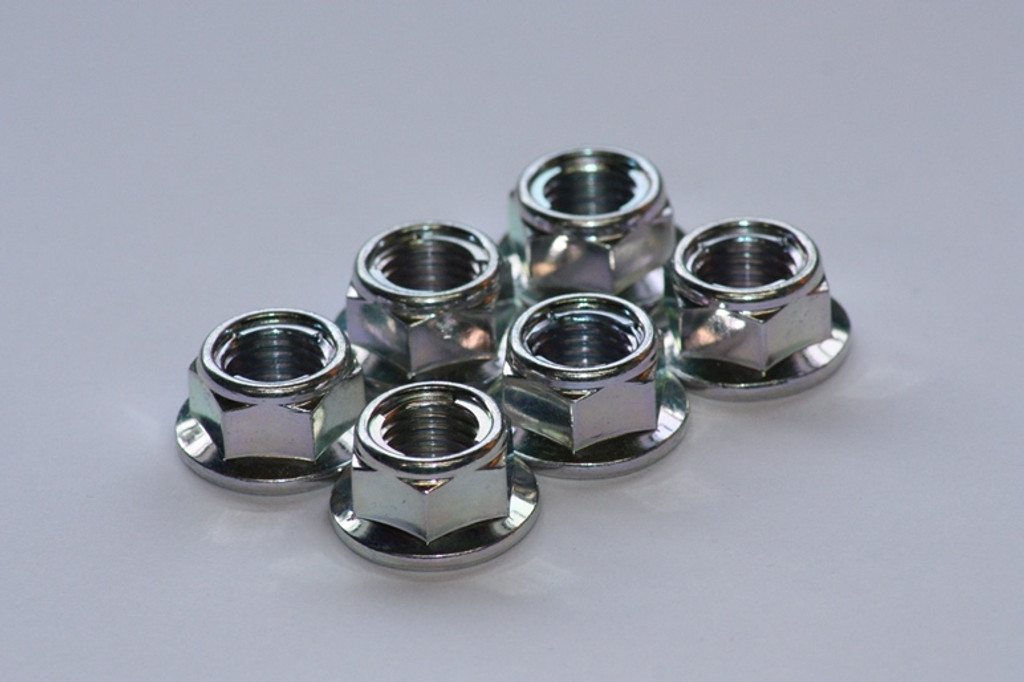 Sprocket Attachment Nuts for rear DYMAG wheels
