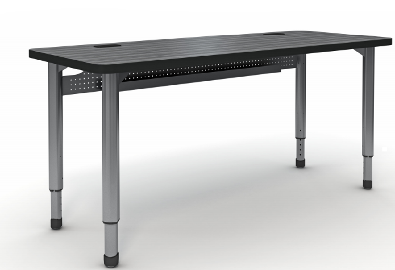 Paragon TRAIN-IT-2460 Computer training table 60 Inches with 24 Inch Depth