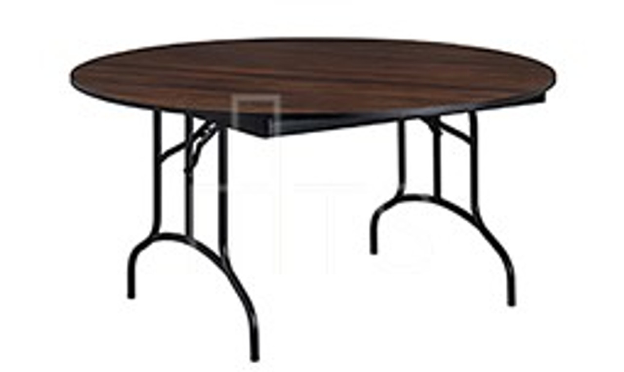 - MTS Seating 415-72RD-AL Continuity Arched Leg Round Folding Table