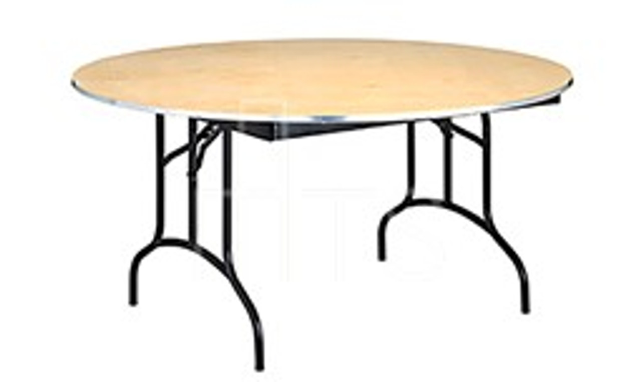 - MTS Seating 425-72RD-AL Continuity Arched Leg Round Folding Table