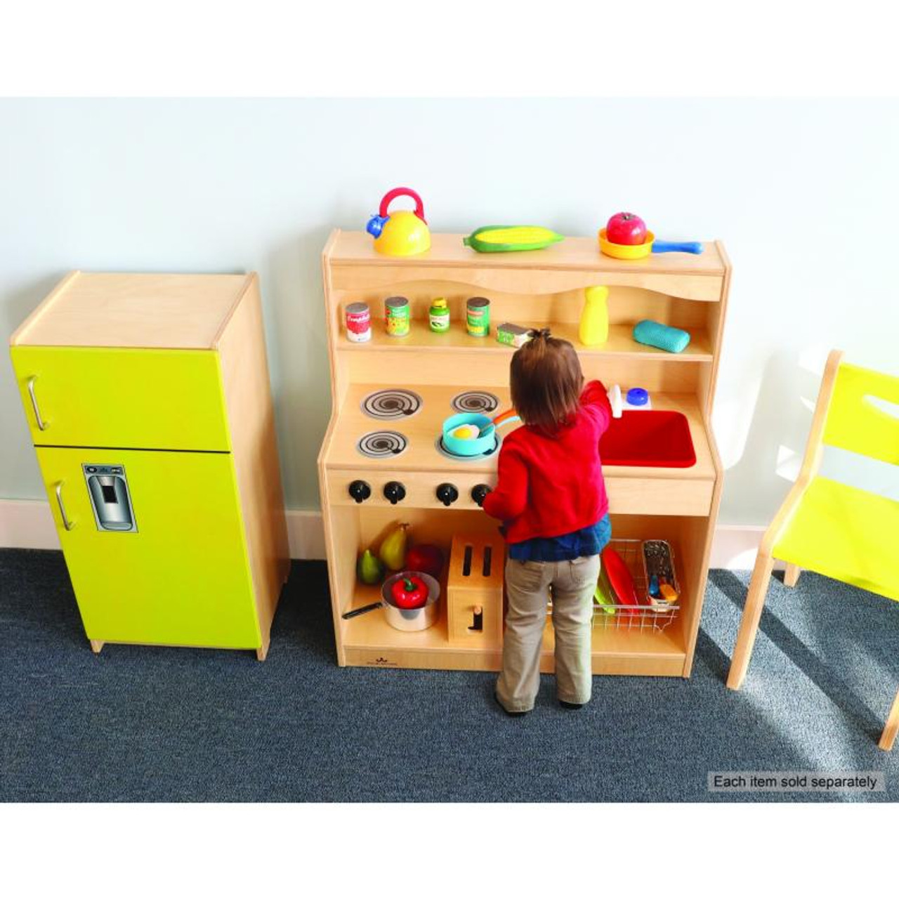 Whitney Brothers Lets Play Toddler Sink BabyKidsBargains WB2235