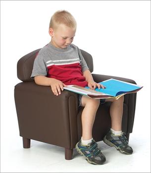 Sage Brand New World Furniture FS2S200 Brand New World School Age Enviro-Child Upholstery Chair