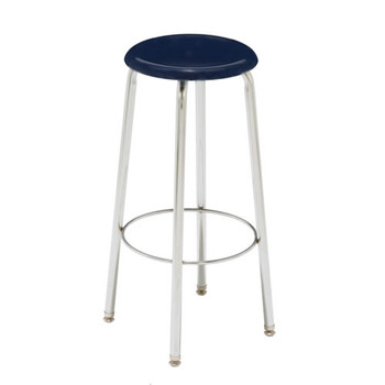 Fantastic Cdf7001 Adjustable Height Solid Plastic Stool 24 Inch To 30 Inch Pdpeps Interior Chair Design Pdpepsorg