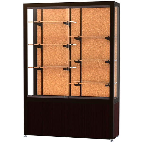 Waddell 10406 Challenger Series Display Case 72 x 66 (10406)
