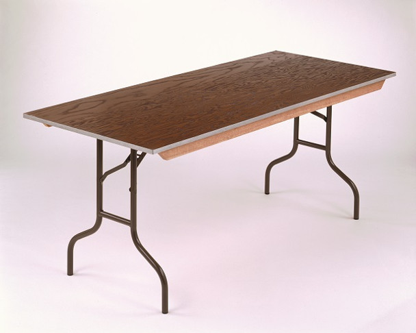 Midwest 530E Plywood Core Folding Table 30 x 60