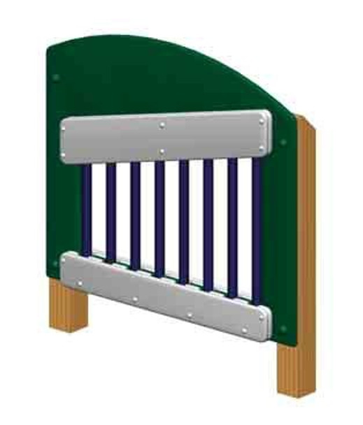 UltraPLAY EC-032 Wood Chime Panel
