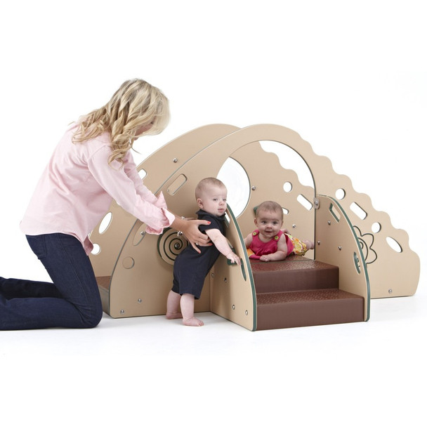 UltraPLAY UP133 Crawl and Toddle with Coated Steel Platform