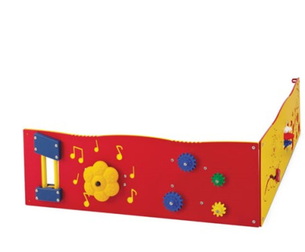 UltraPLAY UP150 Learn A Lot Sensory Wall 2 Panels