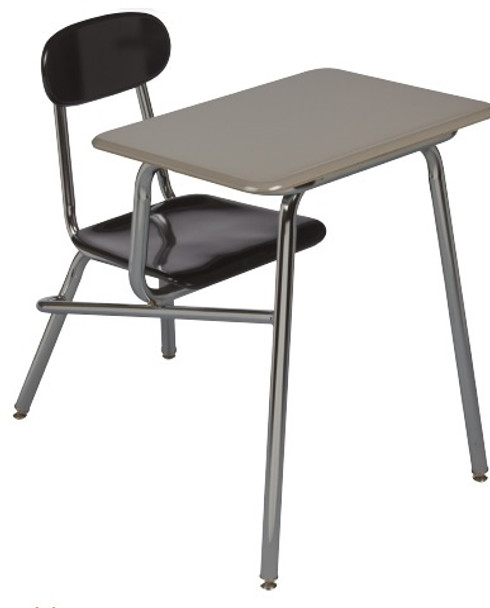 Capitol Seating 905 Legacy Series Combination Desk