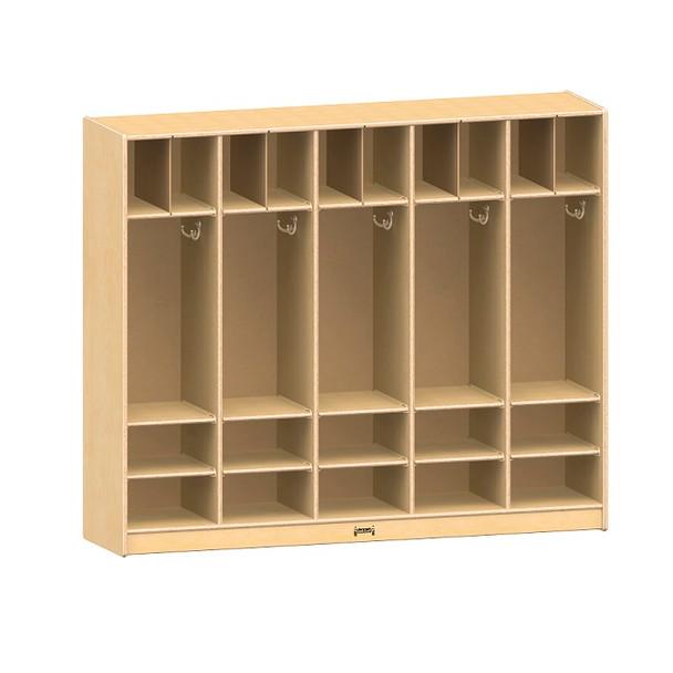Jonti-Craft 26859JC Large Locker Organizer without Tubs