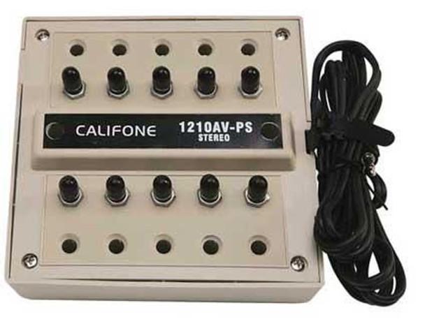 Califone 1210AVPS Jackbox