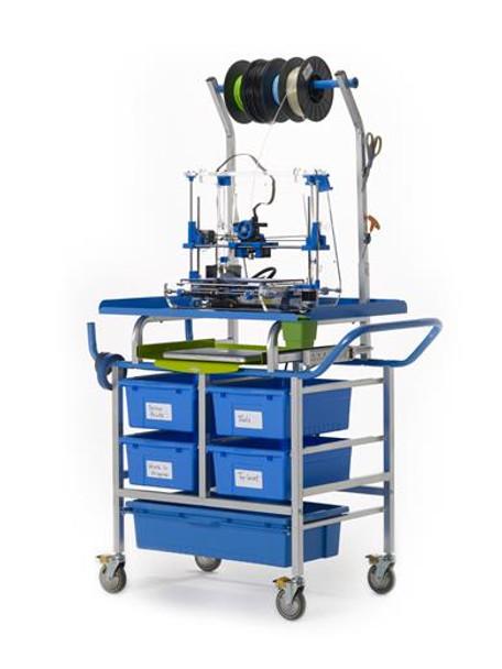 Copernicus TD5000 3D Printer Cart Base Model