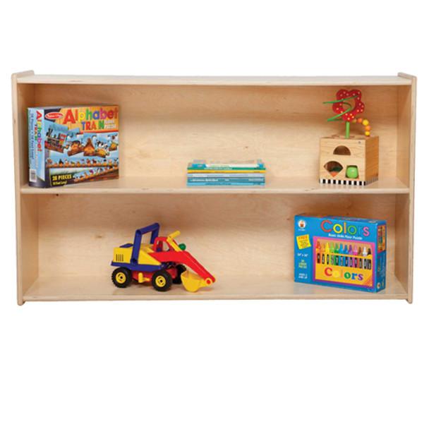 Wood Designs C12600F Contender Shelf Storage