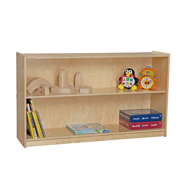 Wood Designs C12630AJF Contender Mobile Adjustable Bookcase