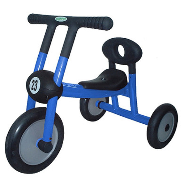 aff97917e7b Italtrike 100-01 Pilot Blue Walker Tricycle Without Pedals l ...