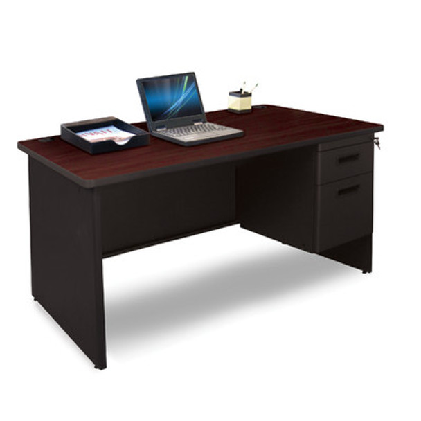 Marvel PDR4830SP Pronto Single Pedestal Desk 48x30