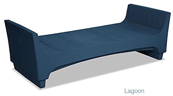 Norix Furniture ATN145 Attenda Sleigh Bed 18 Inch Height