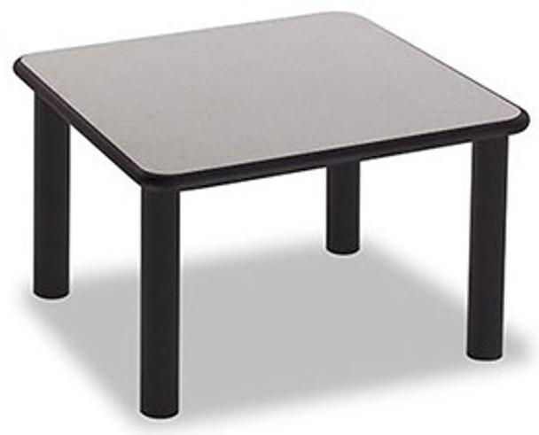 Norix Furniture LB4242PT Square Leg Style Table 42x42