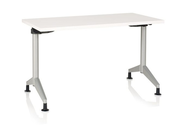KI PIFR3636T Pirouette Fixed Rectangle Training Table 36 x 36