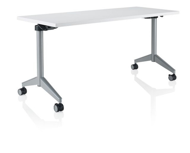 KI PINR3036T Pirouette Nesting Rectangle Training Table 30 x 36