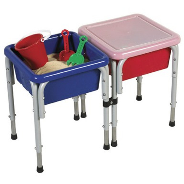 ECR4KIDS ELR-12401 Sand and Water Table with Lid